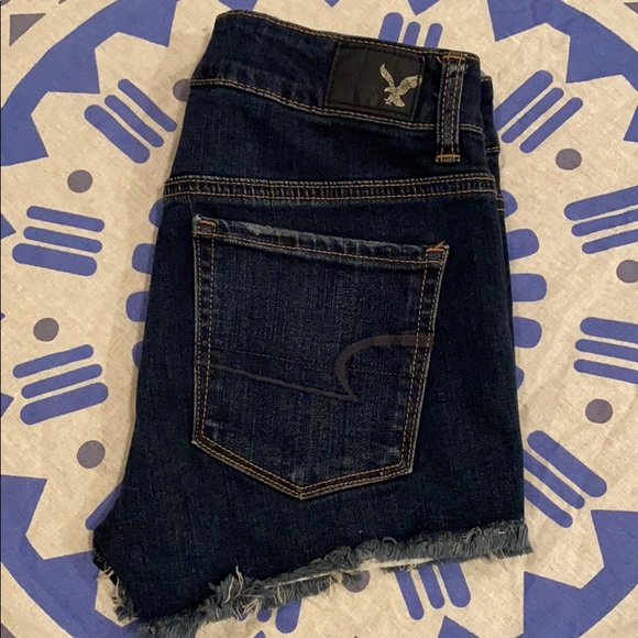 High rise American Eagle Jean Shorts